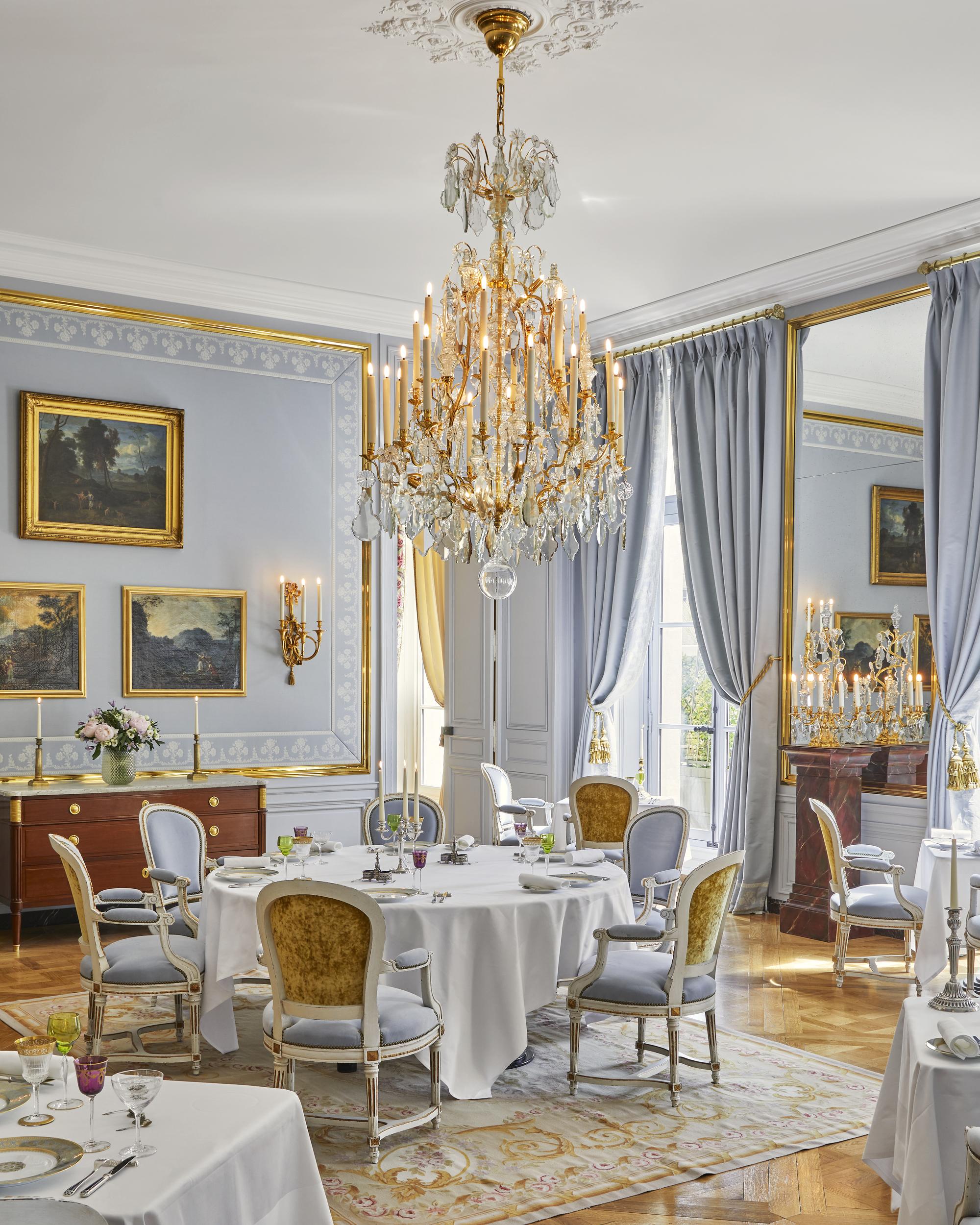 hotel château de versailles